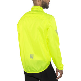 Northwave Vortex Jacket Men yellow fluo
